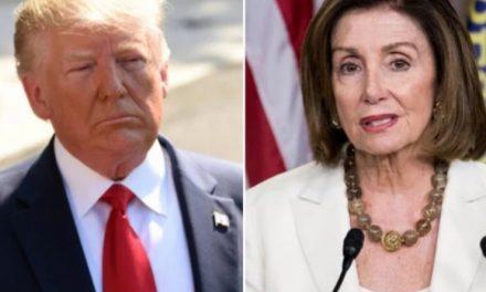 Nancy Pelosi Dispuesta a Castigar al Presidente Por Ataques Racistas, Xenófobos y Llenos de Odio