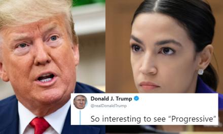 Trump Acaba de Lanzar un Ataque Abiertamente Racista Sobre las Mujeres de Color Demócratas Progresistas