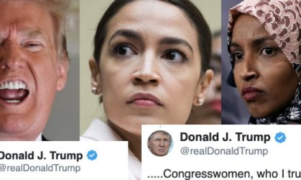 Se le Escapó a Trump la Verdadera Causa de Sus Ataques Racistas Contra las Congresistas Demócratas