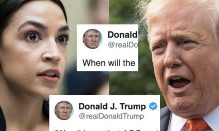 Pensaste Que Él Iba a Parar, Pero Trump Redobló su Cruzada Contras las Demócratas del Congreso