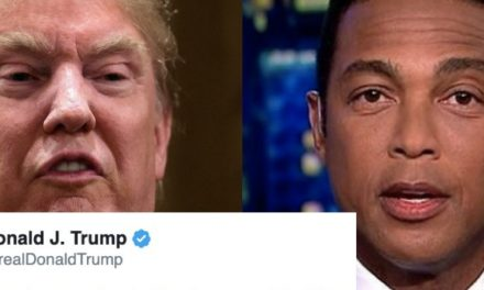 ¿Conoces la Forma de Trump de Demostrar Que no es Racista? Pues Atacando a los Negros