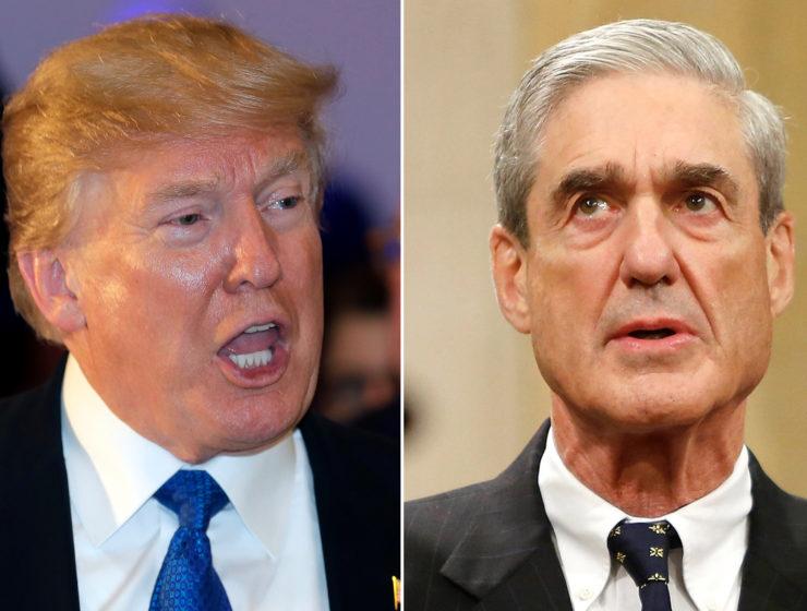 ¿Creíste Que Él Podría Abstenerse de Atacar Vilmente a Mueller? Pues Bien, te Equivocaste