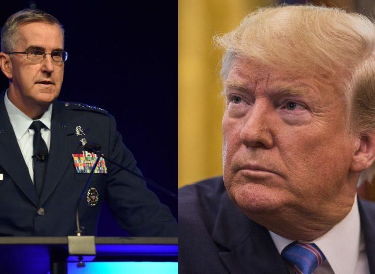Otro Serio Caso de Abuso Sexual. Esta Vez el Nominado de Trump Para Alto Cargo Militar
