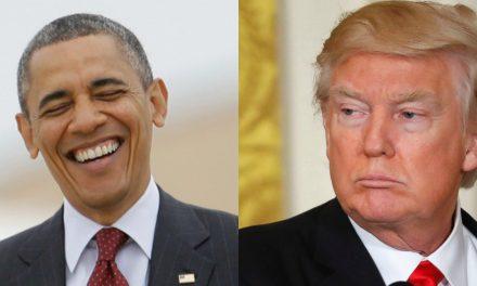 Otra Distracción de Telenovela: Trump Reclama Nueva Investigación Sobre Obama y lo Acusa Por… Una Tontería