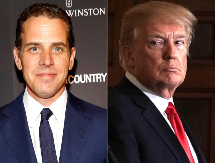 Tal es el Miedo Que le Tiene a su Padre Que Trump Decidió Atacar al Hijo de Biden, Pero le Salió Mal