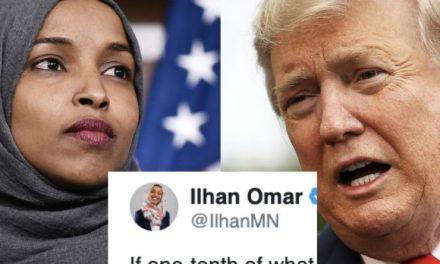 Mujer y Musulmana, Fácil Carnada, Pero Otra Vez Trump se Volvió a Equivocar
