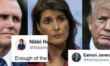 ¿Pueden los Estadounidenses Confiar en la ex Embajadora de los Estados Unidos Ante la ONU?