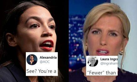 Bravo por Nuestra Alexandria: le Respondió Fuerte y Claro a la Ídolo de los Neo Nazis de la Nación