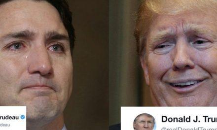 Te Habían Contado de las Broncas Entre Trump y el Primer Ministro Trudeau, Pero no de sus Amores Secretos