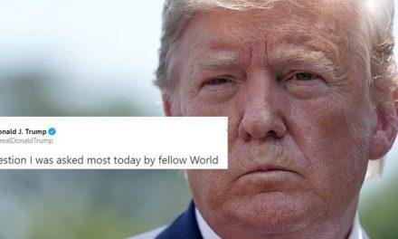 A Europa no le Queda Más Remedio Que Reír a Carcajadas Ante la Mentira Tan Absurda de Trump