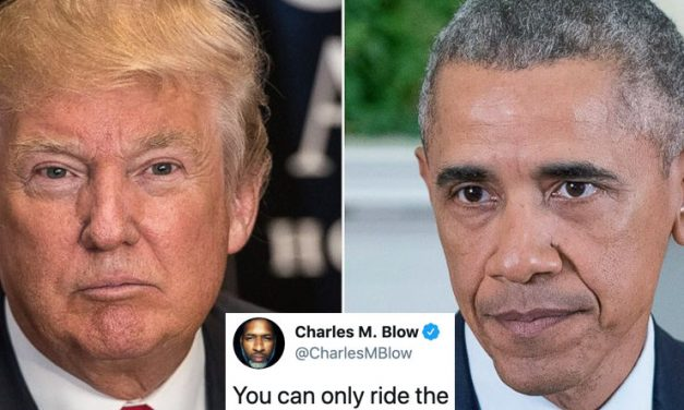 Él Pensó Que Viviría Por Siempre a la Sombra de Obama, Pero el Sol Hace que el Día Suceda a la Noche