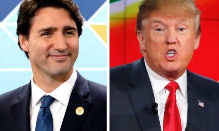 Funcionarios Revelan la Extraña Correspondencia Entre Trump y el Primer Ministro Trudeau