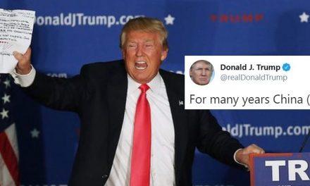 Cae la Economía 623 Puntos Gracias a Trump, Pero Sólo Unos Pagarán los Platos Rotos. Otros Serán Más Ricos