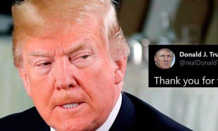 Trump Promueve un Video Que de Manera Prominente Muestra Símbolos de la Supremacía Blanca