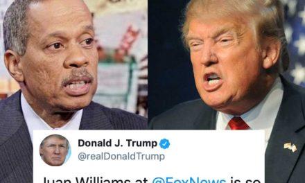 No Importa Que Sea de su Red Favorita de Noticias, es Hispano y Trump Tiene Que Atacarlo Feo