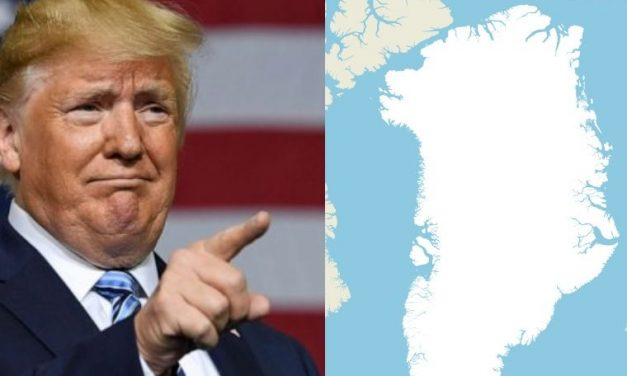 Acaban de Revelar Que Trump Está Considerando Comprar la Isla de Groenlandia