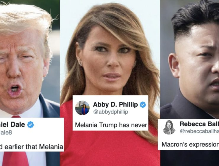 Según Trump Melania Conoce Muy Bien a Kim Jong-un, Pero Hay un Problema. Uno Grande