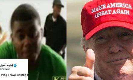 Un Periodista de Newskeek Descubrió el Singificado de MAGA en Nigeriano y los Trumpistas no Están Felices