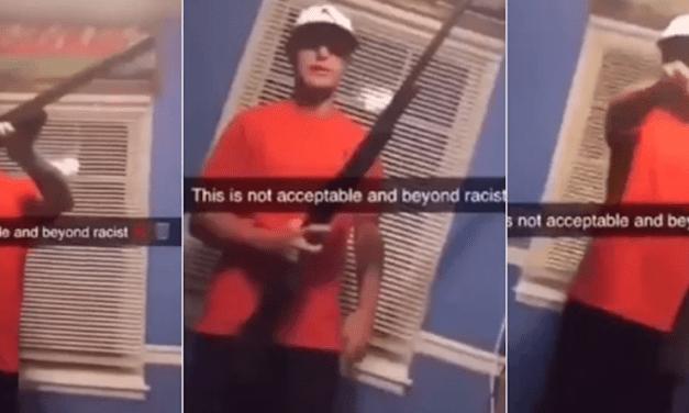 Este Joven Publicó un Video Racista Pro KKK y se Salió Libre y Alegremente Con la Suya