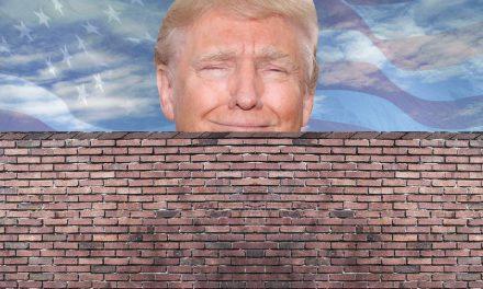 """Este es """"el Mejor y Más Sofisticado Muro de la Historia"""". Por Eso Puede Ser Traspasado Hasta Por un Adolescente"""