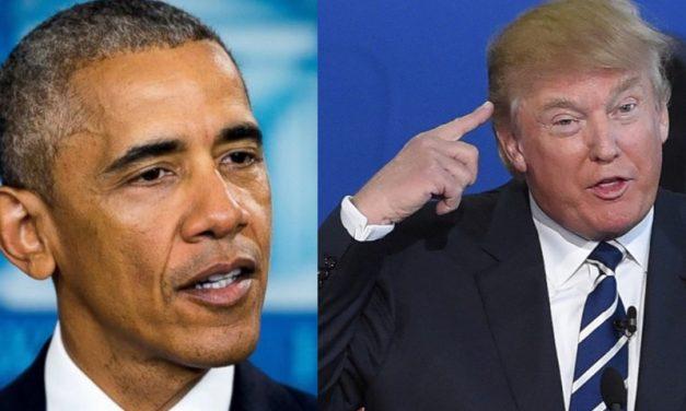 Ahora Trump es Nostradamus: También Predice el Futuro. Y Como Siempre, Atacando a Obama