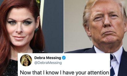 Trump Ofendió a Esta Talentosa Actriz, Pero Ella se la Devolvió Multiplicada Con un Serio Desafío