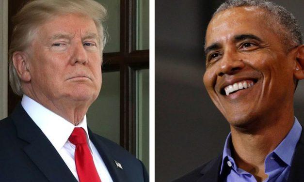 Siguen Obsesionados con Obama Porque Fue Mejor en Absolutamente Todo Que su Ídolo Naranja