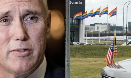¿Quieres Saber Cómo Embromar a un Vicepresidente Estadounidense? Pregúntale a los Islandeses
