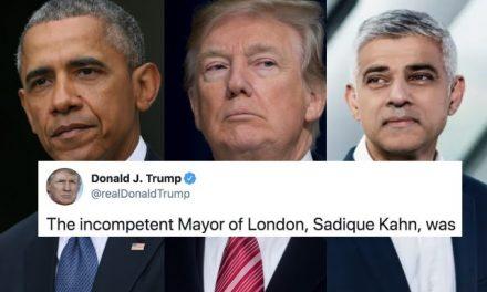 Trump no Fue a Polonia Por Jugar Golf y se Justificó Atacando a Obama y al Alcalde de Londres
