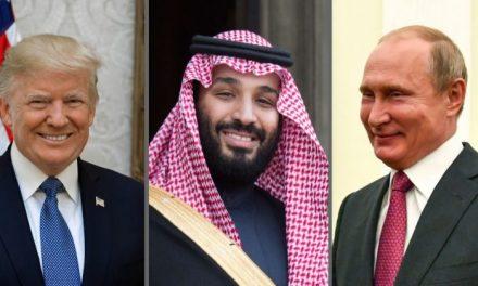 No Sólo Habían Escondido la Conversación de Ucrania, También Otras Con los Saudíes y los Rusos