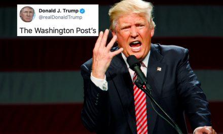 En Vicioso Ataque a la Presa Libre, Trump Menciona a Dos Reporteros del Post y Pone en Peligro Sus Vidas