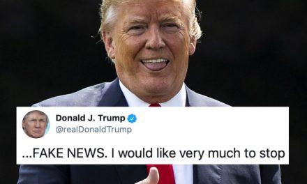 A Ver si de Una Vez Por Todas Aclaramos Esa Estúpida Obsesión de Trump y Pasamos a Otro Tema