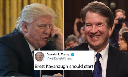 Se Ha Demostrado Que es un Depredador Sexual, Pero Trump le Sigue Apoyando a Capa y Espada