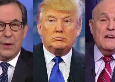 Trump y Giuliani Contrataron a Dos Colaboradores de Fox News Para Enlodar a Biden. Y lo Dice Uno de Adentro