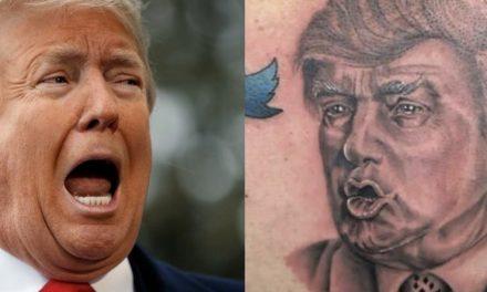 ¿Ya Conoces los Tatuajes Que se Están Haciendo los Trumpistas? Aquí te va una Colección de los Peores