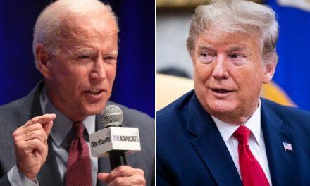 Incrementa el Riesgo de Que Gane Trump en Noviembre, Mientras Joe Biden Implanta Nuevo Record