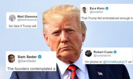 Los Expertos Han Opinado Sobre el Escándalo Trump-Ucrania y Todos Llegaron a la Misma CONCLUSIÓN