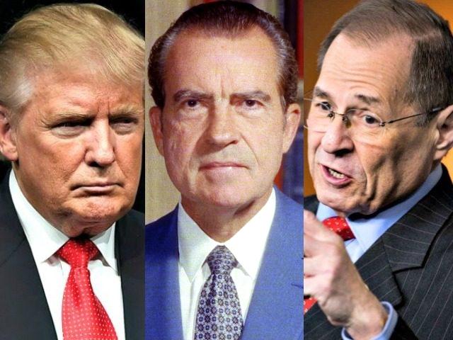 Demócratas del Congreso Acaban de Anunciar Cambios Respecto al Juicio Político de Trump al Estilo de Nixon