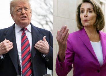 Enredado lo que Está Pasando Pero al Fin Vemos Más Movimiento Por Parte de los Demócratas y Nancy Pelosi