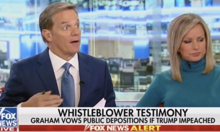 """""""El Denunciante no Importa. El Presidente Confesó en Televisión"""". Y lo Dice el Editor Político de Fox News"""