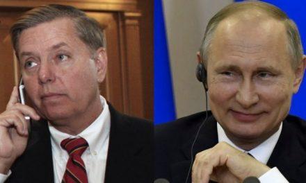 Los Rusos Tienen Gran Sentido del Humor: se Hicieron Pasar Por el Ministro Turco Para Embromar a Lindsey Graham