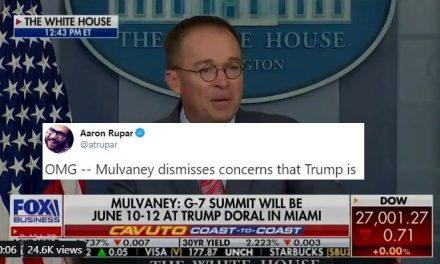 """La Próxima Conferencia del G7 Será en el Resort de Trump, Pero Dicen Que """"no es por la Ganancia"""""""
