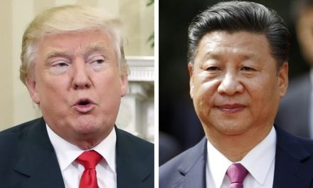 La Llamada en la Que Trump Habló Con China Sobre Biden Fue Escondida en el Mismo Servidor que la de Ucrania