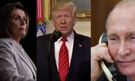 Trump Acaba de Demostrar Que Confía Más en Rusia Que en los Líderes del Congreso Estadounidense