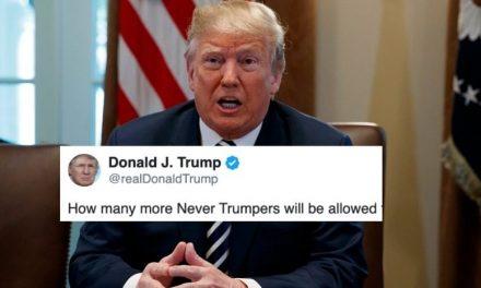 """Pobrecito, Trump se Cuestiona Nerviosamente Por Qué a Tantas Personas se les """"Permite"""" Testificar Contra Él"""