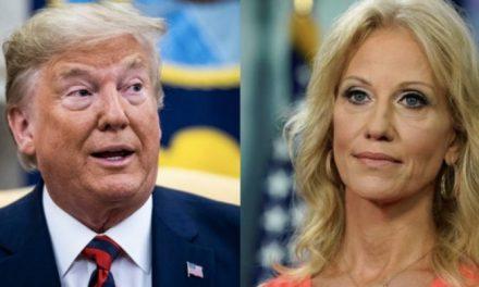 Parece Ser Que Trump Tiene Planes Para Kellyanne y los Entendidos Observan Horrorizados