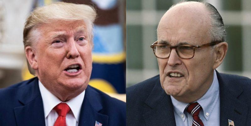 Más Complicaciones: FBI Abre Investigación Criminal Sobre Lazos de Giuliani Con Dos Empresarios Ucranianos
