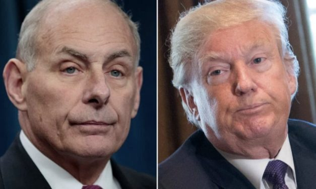 Ex Jefe de Gabinete Reveló la Advertencia Que le Hizo a Trump Antes de Marcharse, o Sería Destituido