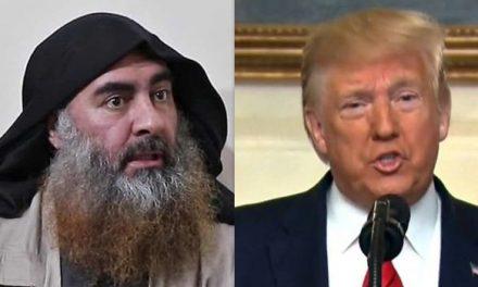 """Oficiales Militares y de Inteligencia Afirman Que la Captura del Líder de ISIS se Hizo """"a Pesar"""" de Trump"""