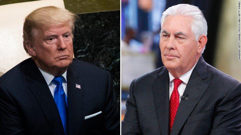 El Jardín de las Cochinadas: Supuestamente Trump Ordenó a Tillerson Parar la Investigación a Cliente Turco de Giuliani